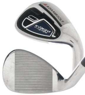 ADAMS INSIGHT XTD 2 46* RIGHT HANDED PITCHING WEDGE PERFORMANCE STEEL