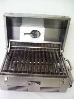 Outdoor Gourmet Stainless Steel Infrared Tabletop Grill