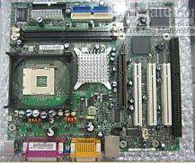 Intel D845GECL Motherboard Pentium 4 Socket 478 Motherboard with 1 ISA