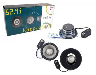 Infinity Kappa 52 9i 5 1 4 2 Way 330W Kappa Series Speaker System