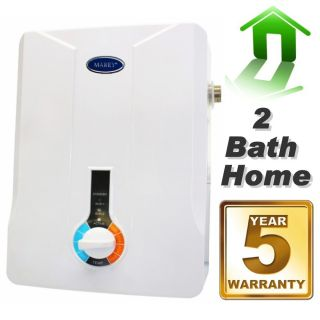 Water Heater Electric 3 GPM Instant Hot Water on Demand