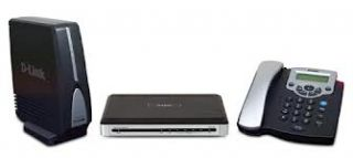 Link VoiceCenter IP Phone System VoIP 10 Phones   DVX 2000MS/DVG