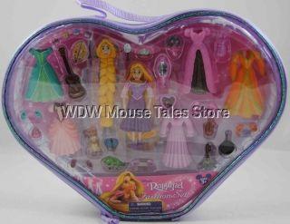 Disney World Park Princess Rapunzel Pascal Tangled Polly Pocket