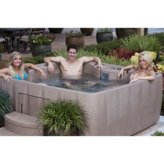 Dreammaker Spa Hot Tub Dream Maker Big EZ 6 Person Portable 110V Plug