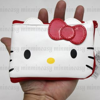 Hello Kitty for iPhone Mobile Cell Phone Case Pouch Coin Bag Holder