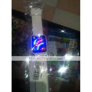 EUR € 6.61   Reloj Pulsera Futurista 29 de Visualizador de Luces LED