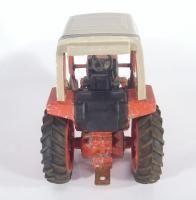 International Harvester Tractor 1586 Ertl Metal Toy Very Used