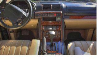 Land Range Rover Interior Wood Dash Trim Kit 1997 1998 1999 2000 2001