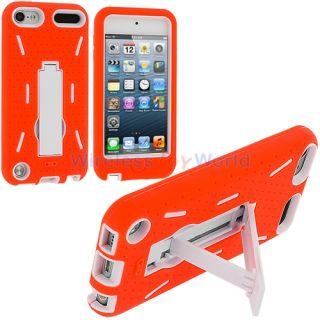 Plain Skin Gel Rubber Case Cover for Apple iPod Touch 5th Gen 5G 5 New