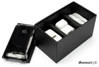 Unlocked Apple iPhone 3GS 16GB Black Smartphones Cell Phone