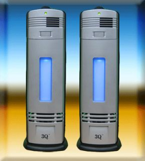 New Ionic Air Purifier Pro Fresh Cleaner Ionizer UV Free SHIP S