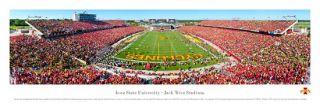 Iowa State Cyclones Football CY HAWK CLASSIC 2011 Trice Stadium