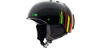 Optics Ski Snowboard Helmet Holt Black Irie Stereo Extar Large