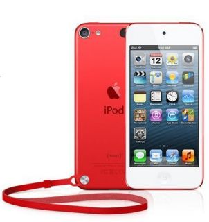 iPod Touch 5th Generation Product Red 64 GB Christmas Xmas Gift