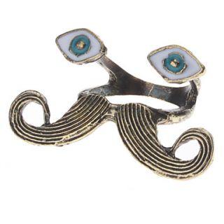 EUR € 1.65   Vintage Style Big Eye Beard Anello Forma, Gadget a
