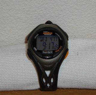 Timex Ironman Triathlon Heart Rate Watch RSS 210