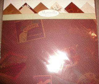 Travel Vacation Vintage Heritage 12 Scrapbook Paper Kit