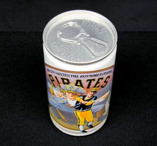 Iron City Beer Can Iron City Salutes 1979 World Champion Pirates
