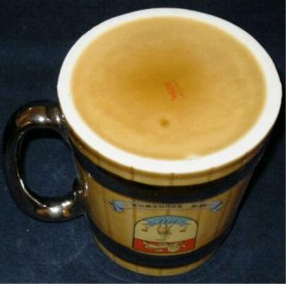 Vintage Wade Ireland Irish Porcelain New Brunswick Mug