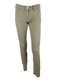 Etoile Isabel Marant Womens Khaki Adam 5 Pocket Skinny Jeans $285 New