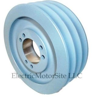Maska 7 15 in OD 3 Groove Cast Iron B Belt Pulley SD Bushing