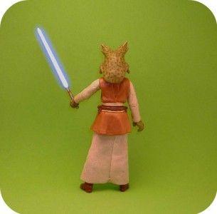 Custom Star Wars Ishi Tib Jedi Master Barro Nal Old Republic Clone