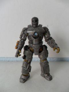 Marvels Iron Man 2 Movie Series Iron Man Mark 1 3 75 inch Action