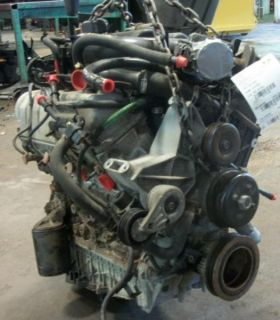 00 01 Ford Explorer Engine 4 0L
