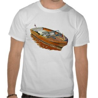 Chris Craft Continental Shirts