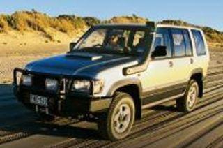 Isuzu Trooper Vauxhall Opel Monterey Snorkel kit NEW like Safari