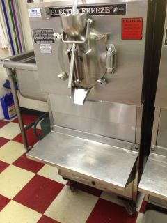 Electrofreeze FT 1 Batch Freezer Italian Ice and Ice Cream Machine