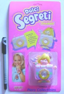 Sweet Secrets Charms Camilla Necklace Bracelet Galoob