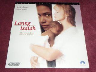 Losing Isaiah Widescreen Edition Denzel Washington 12 Laserdisc