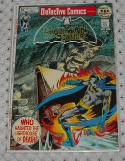 1974 DC Detective Comics 414 52 Pages Batman VF Hi Grade Batgirl Below