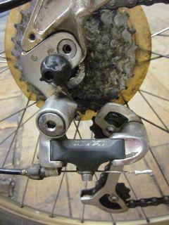 Vintage Pro Flex Beast Full Suspension Mountain Bike Magura Girvin