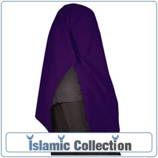 Veil Burqa Islamic Clothes Hijab Khimar Sunnah Scarf Islam