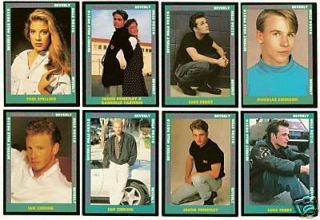 Beverly Hills 90210 Italian Movie TV Pop Star Cards