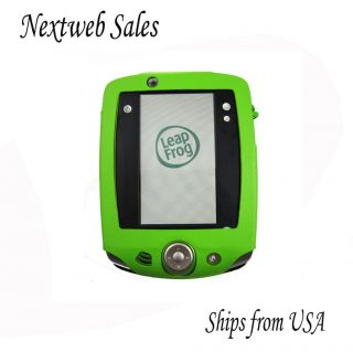 Leather Case Cover Stand for LeapFrog LeapPad 2 Explorer Green