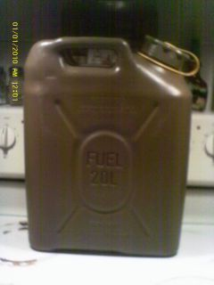 Scepter 20 L Jerry Type Fuel Can