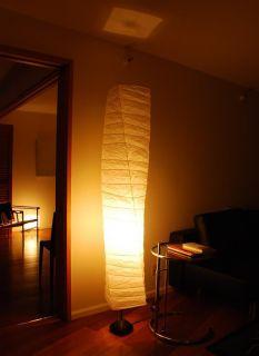 Japanese Antiques Isamu Noguchi Akari Floor Light 30N ST2 Hand Mane in
