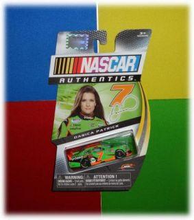 Master 1 64 NASCAR Authentics 7 Danica Patrick Go Daddy RARE