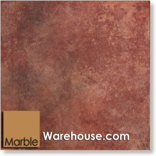 12x12 Italian Terra Rossa Porcelain Tile 12x12 for Flooring