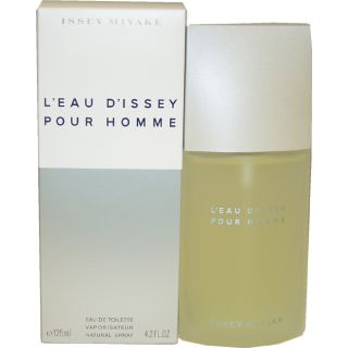 Eau DIssey by Issey Miyake for Men 4 2 oz EDT Spray
