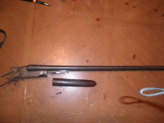 Ithaca Double Barrel Shotgun Parts 12 Guage
