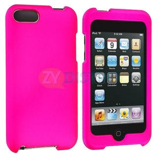 Pink Hard Case Cover for iPod Touch 3rd 2nd Gen 3G 2G