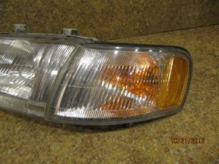 95 98 Honda Odyssey Isuzu Oasis Headlight Driver LH 97 96 2R