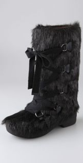Marc by Marc Jacobs Faux Fur Boots