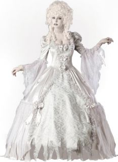 Haunting Ghost Lady Elite Collection Adult Victorian Costume Party