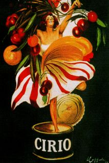 Vintage Italian Wine Poster Great Room Art Decor 457