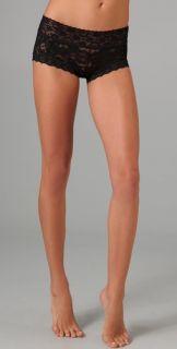 Hanky Panky Felicity Lace Boy Shorts